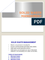 Solid Waste Mangement