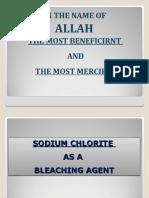 Sodium Chlorite:History,Properties,Uses in textile industry,IUPAC name