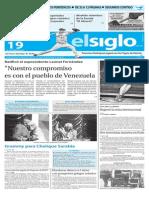 Edicion Impresa El Siglo 19-11-15