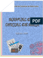 Manual de Oficiales de Mesa