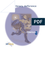 Clarion - ABC Library Reference