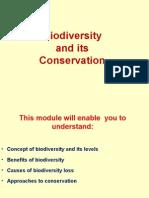 Biodiversity Explained by Dr.B.K.Sahoo