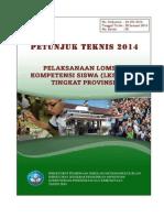 34-DK-2014 Pelaksanaan Lomba Tingkat Provinsi.pdf