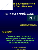 Fisiologia Del Ejercicio Fisico-Sist Endócrino