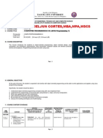 MELJUN CORTES CS217S3 Computer Programming3 Updated Hours