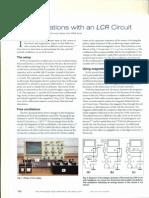 LCR Circuit