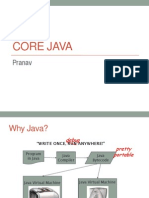Session - Java Essentials for MR