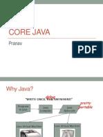 Session - Java Essentials for MR