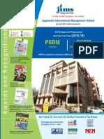 PGDM Brochure 2016 Final