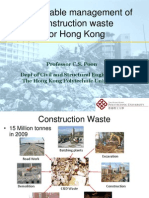 Sustainable Waste