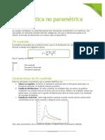 Estadistica No Parametrica