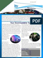 D Tunes Newsletter
