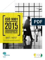 CQI ISO 9001 2015