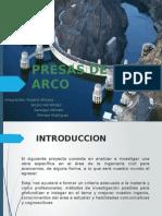 Diapositivas Presas de Arco
