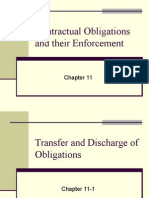 Chapter 11 Business Law Contractual Obligations and Their Enforcement