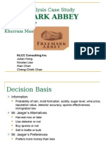 72317971 Freemark Abbey Winery Case Study