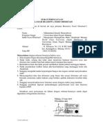 Surat Pelamar Lpdp