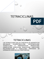 Antibioticos Tetraciclinas