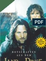 Herr Der Ringe Lord of the Rings Tolkiens