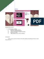 Job Sheet Blog Siti Rahimah