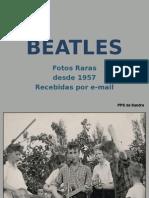 Beatles Fotos Raras