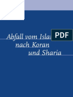 Islam Abfall Vom Islam