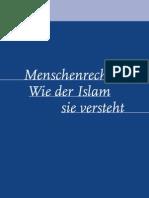 Islam Menschenrechte Wie Der Islam Sie Versteht