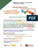 Sessió de Creativitat _3 h