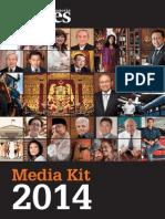 Forbes Indonesia Media Kit 2014