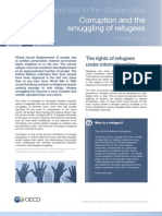 Corruption and the Smuggling of Refugees