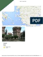 Alaşehir - Google Haritalar