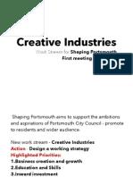 Ideas Sheet