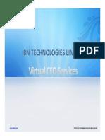 Virtual CFO Services | Outsourced CFO services | IBN