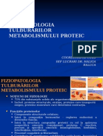 Curs 5 Metabolism Proteic