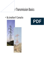 Transmission Line Basics