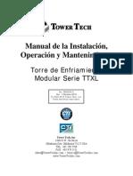 Espanol Serie Ttxl Manual Iom Ver Mk9000-9 Rev 10012010