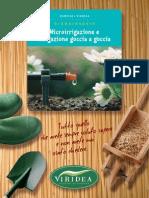 1 Microirrigazione Goccia a Goccia