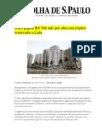 Triplex 700 Na Folha 19 11 15