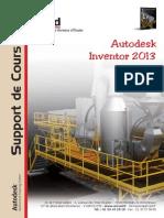 Extrait Support Inventort 2013