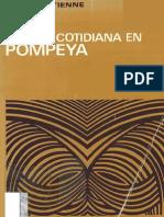 La Vida Cotidiana en Pompeya - Etienne, Robert