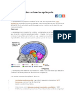 Generalidades Sobre La Epilepsia