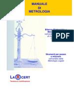 Manuale Di Metrologia Scientifico-legale - Rev 15