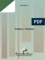 Señales y Sistemas Moron Libro