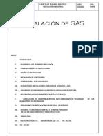 Instalacion de Gas