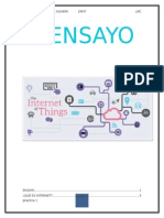 ENSAYO TICS