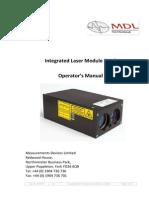 IM-018 Combine ILM Operators Manual