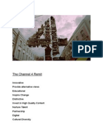 channel 4 charter