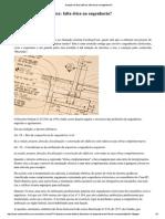 Atuação Na Área Elétrica_ Falta Ética Na Engenharia