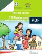 100 Reglas para ser mejores ciudadanos y ciudadanas