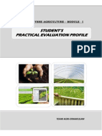 Students Practical Evalation Profile - ABFS3 PAGE SAMPLE